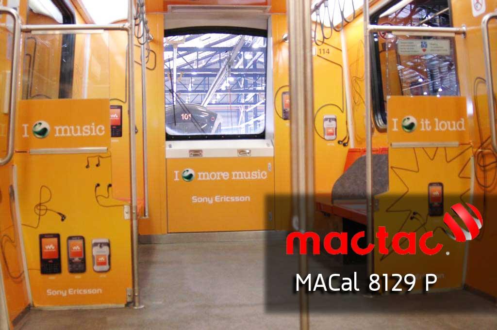 Macscreen 8129 P/R