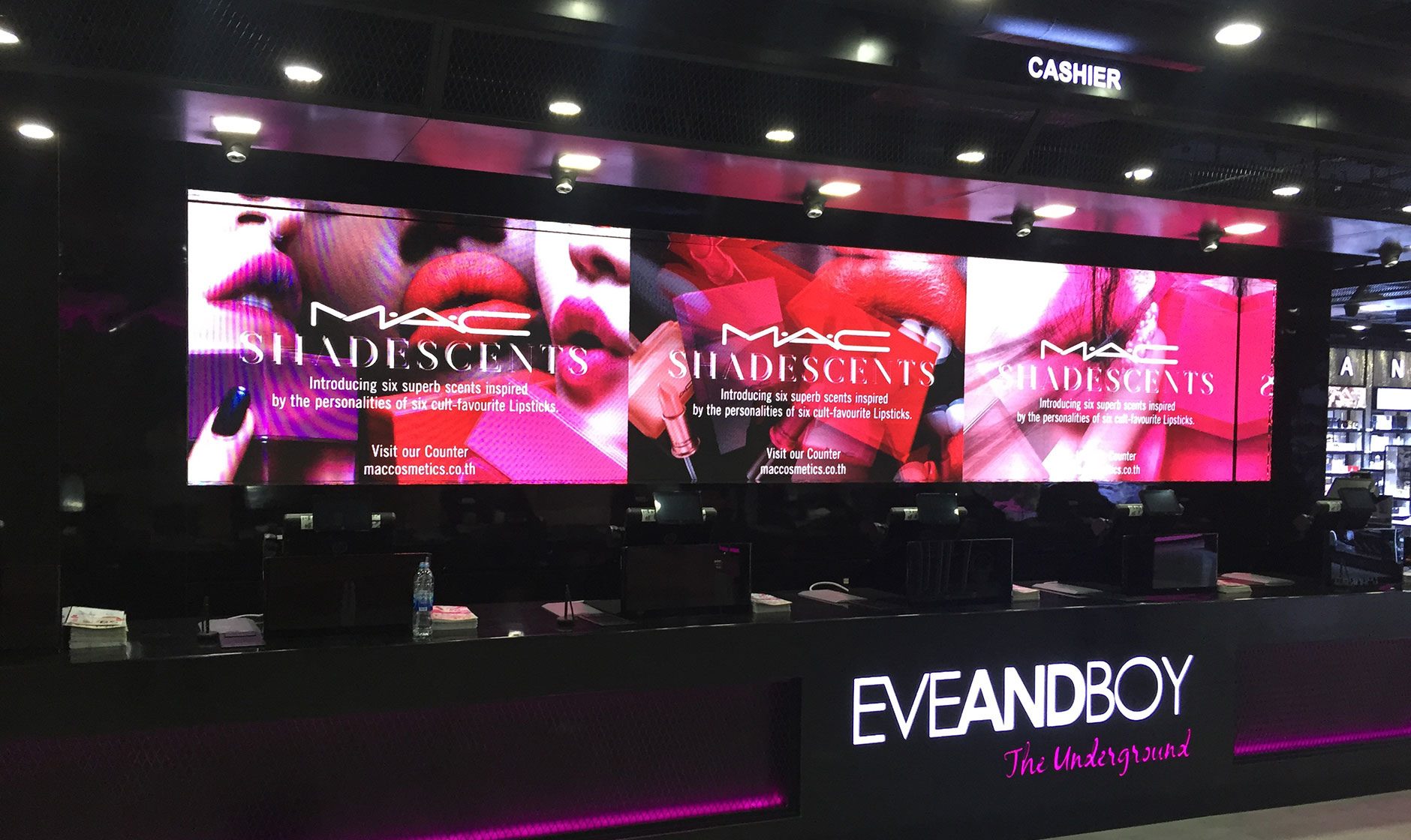 LED DISPLAY (LIPONIX)
