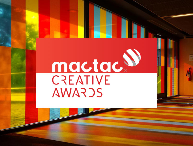 The international award for Mactac